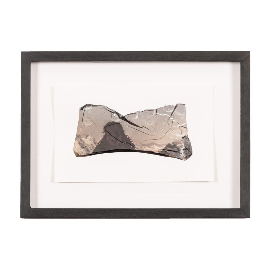 bergsilhouet 33 x 20 cm
