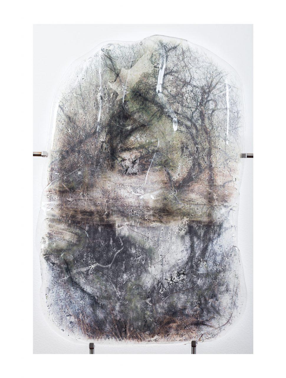 Waterhole Portal 2017 46 x 68 cm